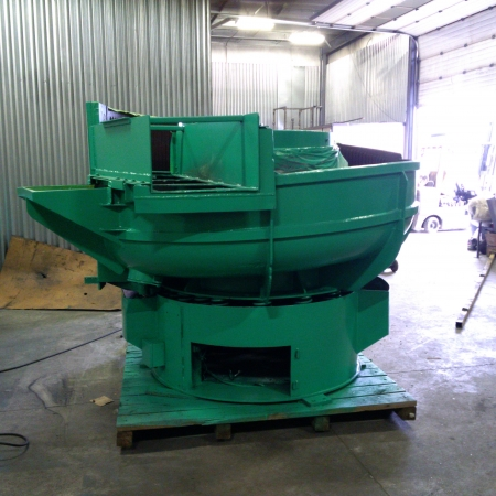 60 cu ft vibratory machine
